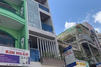 Bán nhà mặt tiền đường Nguyễn Văn Tráng, Quận 1, ngay Nguyễn Trãi, DT: 3.8x18m, HĐ thuê 111tr/th