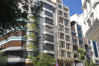 Bán nhà 2 mặt tiền đường Ngô Quyền, Quận 10, DT: 4x16m, 5 lầu + thang máy, giá bán: 24.5 tỷ