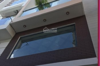Nhà cho thuê HXH Phan Văn Trị, 5x12m, 3 lầu, 5 phòng, 4WC