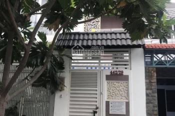 Cho thuê nhà ngay TT Bình Thạnh góc ngã tư Lê Quang Định và Nguyễn Văn Đậu