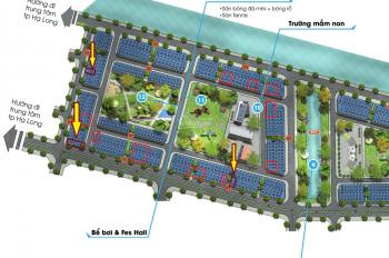 FLC Tropical City Hạ Long - Shophouse góc mặt đường bao biển 31m. LH tư vấn Ms Thảo 0969162476
