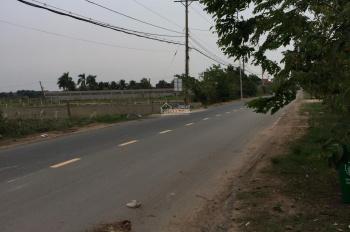 Cần bán đất mặt tiền đường Tỉnh Lộ 2, xã Trung Lập Thượng, Củ Chi