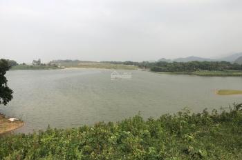 Bán 8500m2 đất nghỉ dưỡng mặt hồ Đồng Chanh Lương Sơn. LH: 0988168636