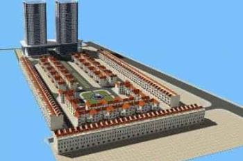 Bán đất nền Dự án Tân Việt Tơwer, Đức Thượng, Hoài Đức, LK1 đường 12m thông ra QL 32, giá đầu tư