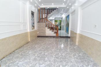Chính chủ bán nhà 4 tầng xây mới tại Phủ Thượng Đoạn, Phú Xá, Hải An, ô tô vào nhà. Giá 3.5 tỷ