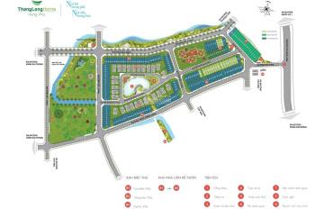Bán biệt thự dự án Thang Long Home - mặt tiền đường Tô Ngọc Vân - Thủ Đức