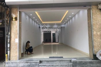 Siêu đẹp cho thuê nhà MP Minh Khai, DT 109m2 x 3T + hầm, mặt tiền 5.5m, giá thuê 60tr/th, 097728033
