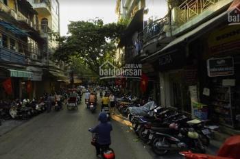 Cho thuê MB phố Hàng Nón 2 mặt tiền lô góc, Hoàn Kiếm: 33m2 x 1T, MT 5x6m, LH: 090.210.2881