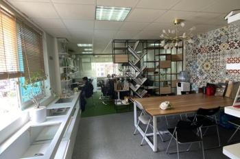 Cho thuê sàn văn phòng 80m2/tầng mặt phố Vũ Tông Phan, vị trí đẹp, tiện giao dịch