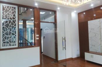 Bán nhà đẹp ngõ 3 phố Nhân Hòa, Nhân Chính, xây mới 5 tầng, nội thất xịn, cách phố 15m, giá 3.9 tỷ