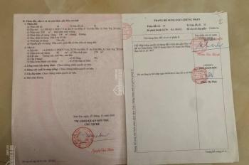 Cần tiền nên bán gấp căn nhà 3 tầng đường Đỗ Huy Uyển, P. An Hải Bắc, Sơn Trà
