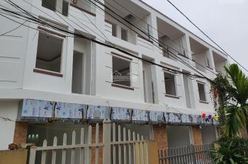 Bán nhà 3 tầng trung tâm thị trấn An Dương, ngõ ô tô ra vào thoải mái