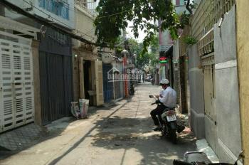Bán nhà HXH 5m Thành Thái, P14, Quận 10. DT (4.5x14m) giá 11.8 tỷ