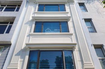 Bán nhà mặt phố Thiên Hiền, Mỹ Đình, Nam Từ Liêm 64m2x 6T thang máy, KD đắc địa. Giá 19 tỷ