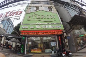 Mặt bằng kinh doanh - Trường Chinh - Hà Nội - giá rẻ