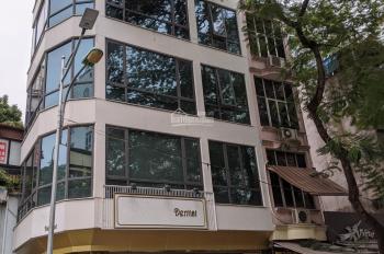 Cho thuê lô góc mặt phố Tân Mai 65m2 x 5 tầng - mặt tiền 10m - đường lớn 2 chiều dân siêu đông