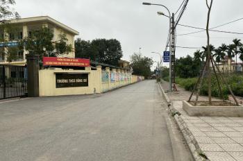 Bán nhà đất kinh doanh được luôn tại Đông Dư, Gia Lâm. DT 34.5m2 ngay gần trường học
