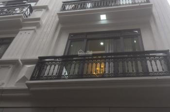 Bán nhà KĐT Ngô Thì Nhậm DT 46m2x 5 tầng, giá 5.3 tỷ, full nội thất. 0911055033 SĐCC, ô tô vào nhà