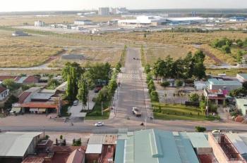 Bán đất nền rẻ sau KCN Becamex giá 600tr/nền SHR  0969403858