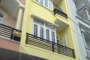 Bán nhà đường 38, 4,3 x15m, 1 trệt 2 lầu, HXH, kề Phạm Văn Đồng, giá 4,4 tỷ