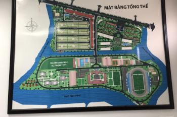 Bán đất KDC Nhơn Đức - VPH, DT 5x19m, giá rẻ 2.3 tỷ. LH 0937819299 Ms Hương