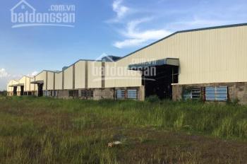 Cho thuê nhà xưởng 3500m2, 3200m2 trong cụm công nghiệp Hố Nai 3, Đồng Nai
