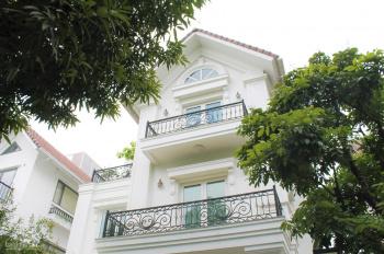 Cho thuê biệt thự đơn lập 4PN, đủ đồ vip tại KĐT Vinhomes Riverside - Long Biên, LH: 0906288866