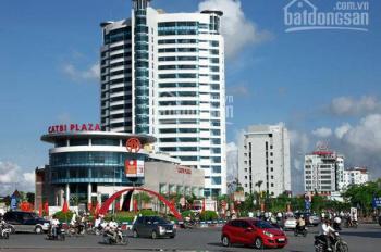 Cho thuê mặt bằng kinh doanh 600m2, mặt tiền 20m mặt đường Lê Hồng Phong làm nhà hàng, ngân hàng