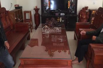 Bán nhà 5.8x32m, kiệt 5m ngay tam giác Nguyễn Trãi, Hàm Nghi, nhà 3PN, giá 1.5 tỷ