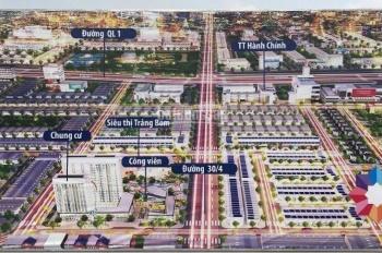 Chỉ 540tr sở hữu đất SHR mặt tiền đường 30m, ngay THHC Trảng Bom