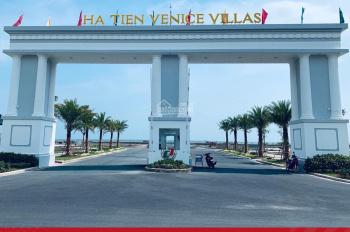 Bán lỗ 300 triệu với giá Cty nền Biệt thự 2 MT,Ha Tien Venice Villas. LH  0941876878