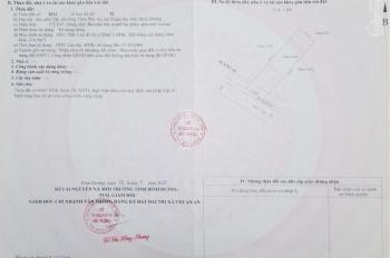 Bán nhanh lô đất Vĩnh Phú 38. 10x38=375m2, thổ cư 156m2, giá 12,7 triệu/m2