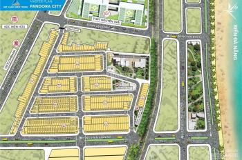 Bán lô góc 2 mặt tiền khu đô thị Pandora City - Giá tốt nhất thị trường