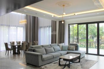 Biệt thự 5 phòng ngủ vip KĐT Vinhomes Riverside vừa hoàn thiện cần cho thuê, LH: 0906288866