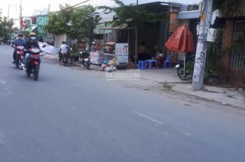 Nhà mặt tiền đường Thạnh Lộc 41. Diện tích 6,7 x 15m SHR, phường Thạnh Lộc