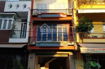 Bán nhà 1 trệt, 3 lầu khu yên tĩnh, hẻm rộng 50 đường Gò Dầu, Tân Phú, bán nhanh thương lượng