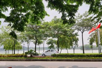 Bán biệt thự view hồ điều hòa CV Thành Phố Giao Lưu, 200 m2, MT 10m, giá bán 40 tỷ