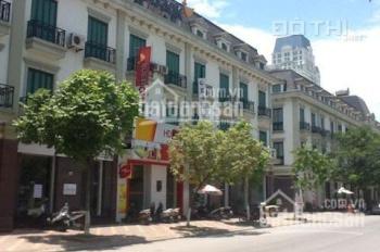 Cho thuê nhà mặt phố Trần Văn Lai, Đỗ Đình Thiện - KĐT Mỹ Đình Sông Đà, 130m2* 5 tầng, mặt tiền 7m