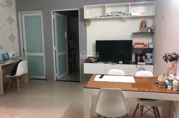 Cần bán gấp căn hộ chung cư Hiệp Thành 3, block A DT 56m2 gồm 2 PN 2 WC, full nội thất