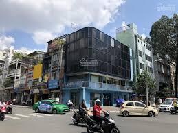 Bán nhà 2 mặt tiền Ngô Quyền, P. 6, Q. 10, DT: 7.2x12m, XD: Hầm 3 lầu, giá 24 tỷ TL