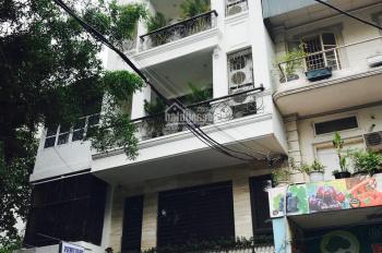 Cho thuê nhà mặt phố 123 Yên Phụ, mặt bằng 170m2 xây 8 tầng, mặt tiền 5,5m
