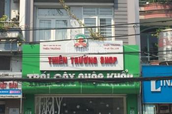 Cho thuê mặt bằng đường Lạc Long Quân,P10, Tân Bình, gần chợ Tân Bình,vị trí tốt giá 15 triệu/tháng