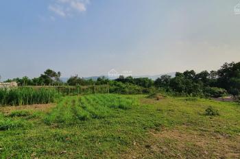 Bán 7000m2 làm nghỉ dưỡng gần hồ Đồng Chanh Lương Sơn, Hòa Bình