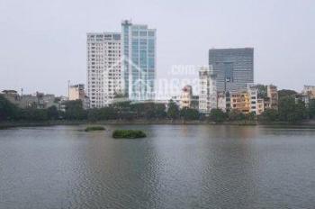 Bán nhà MP Hồ Đắc Di, lô góc view hồ, kinh doanh siêu khủng, 65m2, giá 22.2 tỷ. Liên hệ: 0937026888