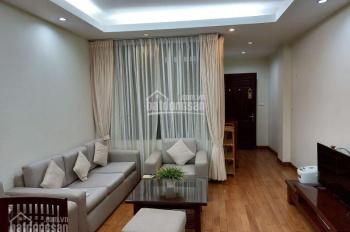 Cho thuê căn hộ phố Nam Ngư Lý Thường Kiệt rộng 60m2, 1PN có ban công, giá 10 tr/tháng