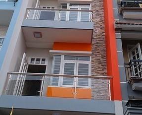 Cần bán gấp nhà HXH Nguyễn Ngọc Lộc, p. 14, Quận 10 DT: 4.2x9m 1 trệt, 3 lầu, ST, giá chỉ 7.1 tỷ