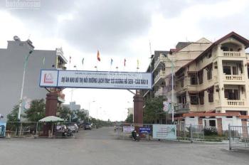 Đất mặt đường 13m khu nhà ở cao cấp đường Lạch Tray, Hải Phòng