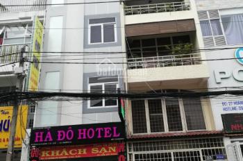 Bán nhà góc 2 mặt tiền Bà Hạt - Nguyễn Tri Phương, (4.5x18m) 4 tầng. Giá 18.2 tỷ TL