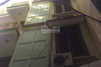Bán nhà Trần Duy Hưng, Cầu Giấy, 40m2, 4 tầng, ô tô đỗ gần