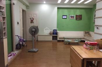 Bán căn hộ tầng 11 gồm 2 phòng ngủ 69,8m2 tại VP3 Linh Đàm. Đã có nội thất, giá 1,62 tỷ có gia lộc